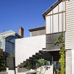 New originality for an old inner-city dwelling