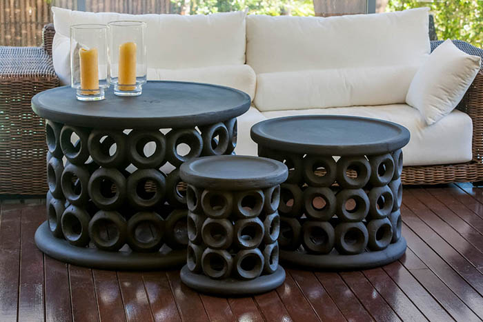Zulu tables WN Designs