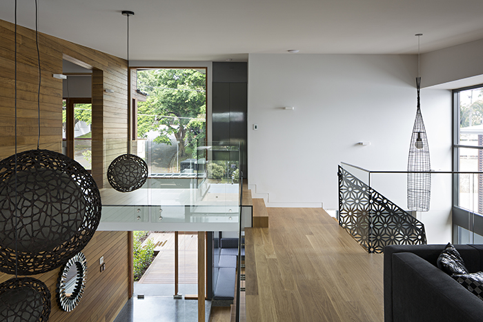 Base Architecture Clayfield home