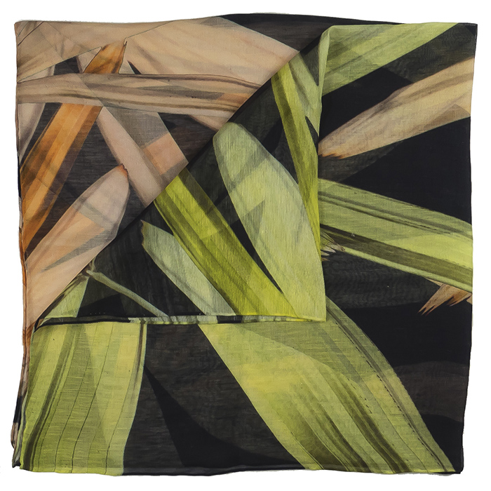 SILK ART SCARVES BY PHILLIP AYERS