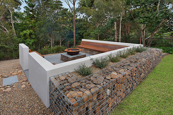 Residential Design & Construct 1 Category for projects up to the value of $70,000 Aesthetic Landscapes – The Gap