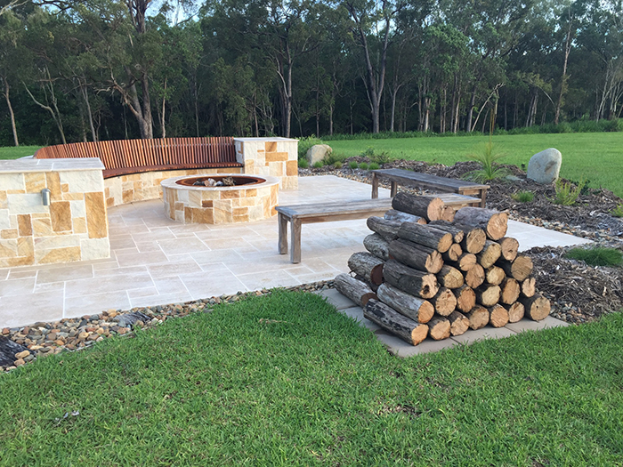 Residential 1 Category for projects up to the value of $40,000 Stone & Wood Landscapes – Homebush