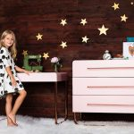 Mod-inspired kid's furniture with an edge