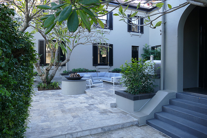 Residential Design & Construct 3 Category for projects over $200,000- - Philippe Antelme Landscaping – Glenlyon House, Ashgrove