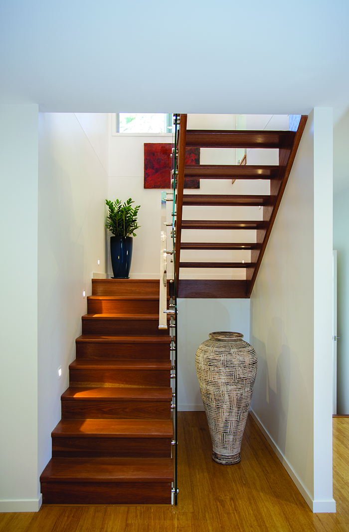 IRP Architects stair feature