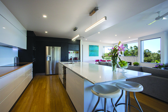 IRP Architects kitchen