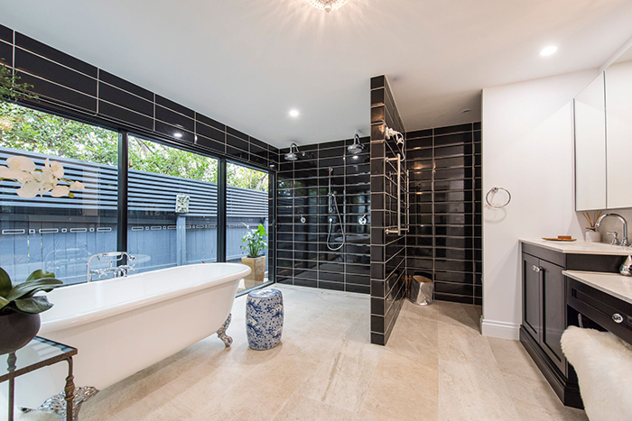 Klinge Constructions & Developments Vardon Street bathroom
