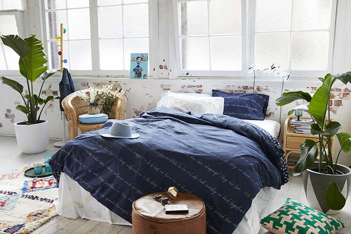 More Than Ever bedding