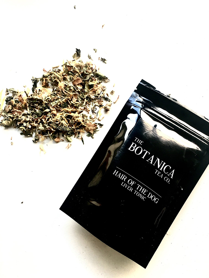 The Botanica Tea Co Hair of the Dog