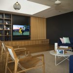 A tech savvy and contemporary home