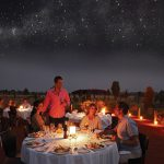 Experience a night to remember in the Australian outback
