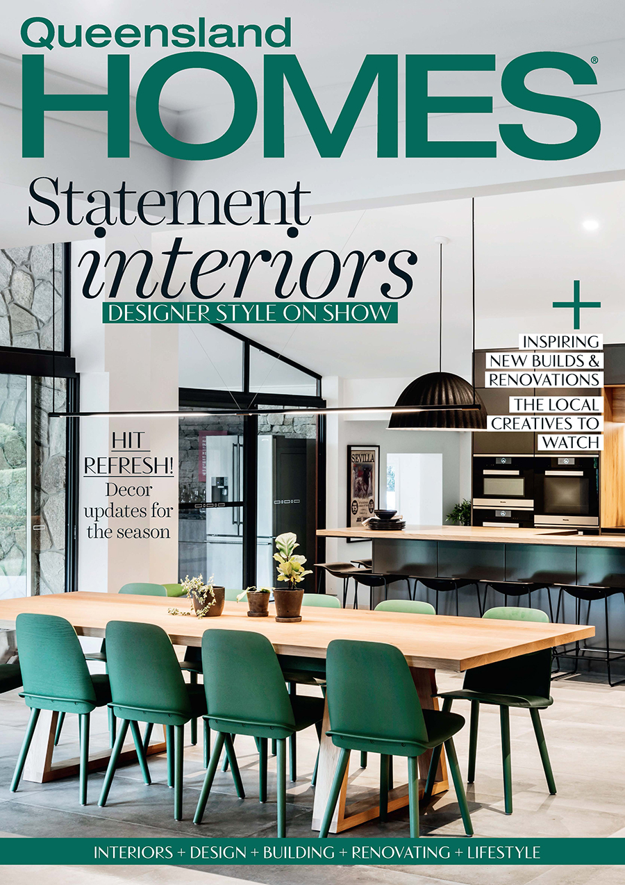 Queenslnd Homes Autumn/Winter 2018 issue