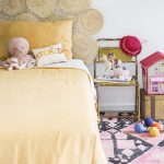 Create a luxe kid's space with an exotic touch