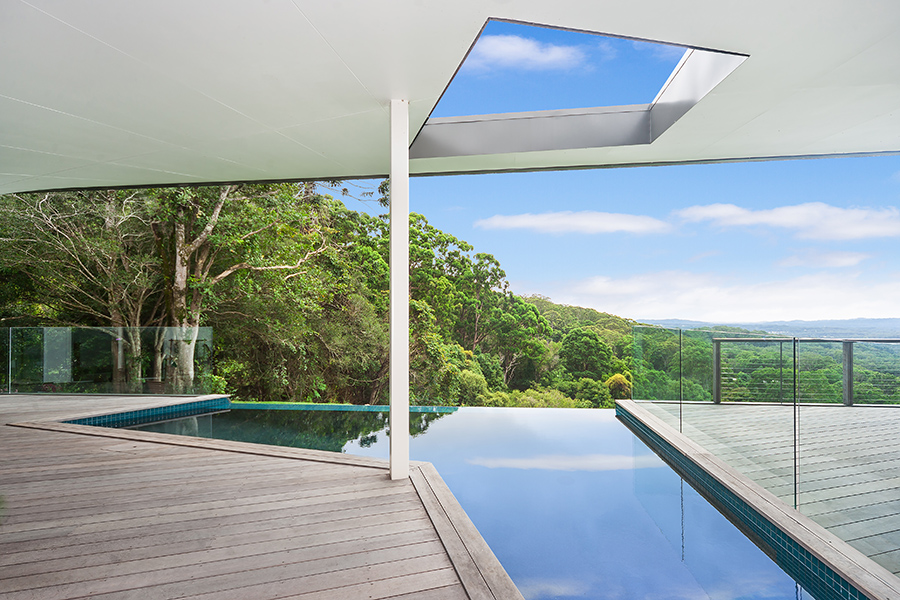 Eco Zen Pool Fab Queensland Homes pool 4