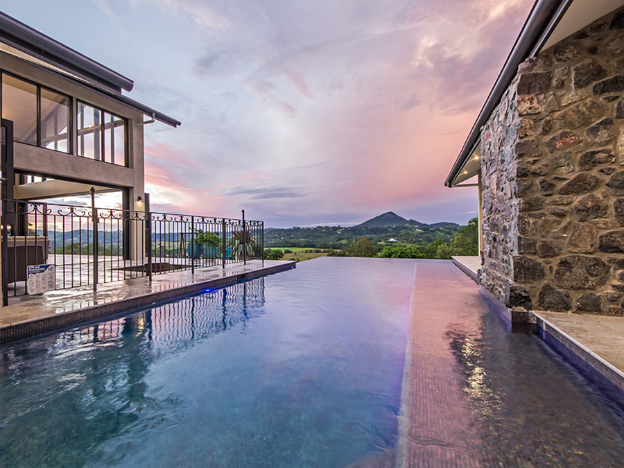 Eco Zen Pool Fab Queensland Homes pool 3