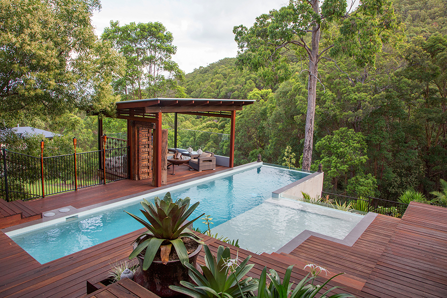 Eco Zen Pool Fab Queensland Homes pool 6