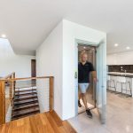 This expansive home benefits from the Domus Advantage Lift