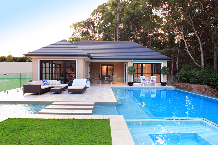 Eco Zen Pool Fab Queensland Homes pool 9