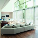 The innovative vertical blind that is set to modernise any room