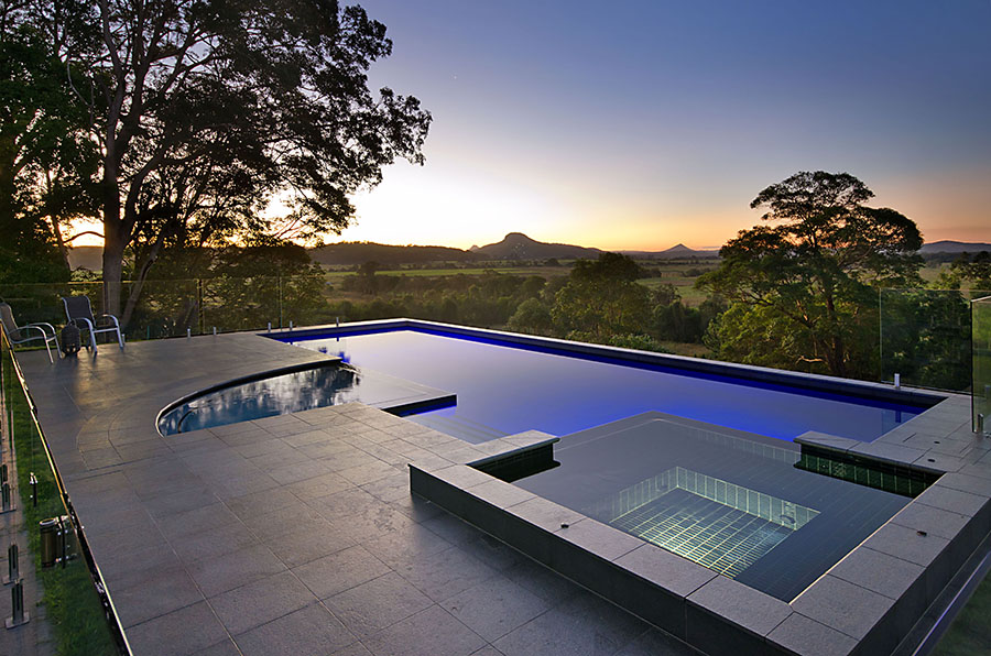 Eco Zen Pool Fab Queensland Homes pool 10