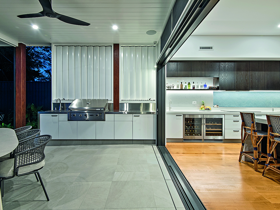 LAK Constructions renovation Queensland Homes indoor outdoor
