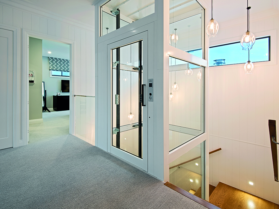 Easy Living Queensland Homes elevator