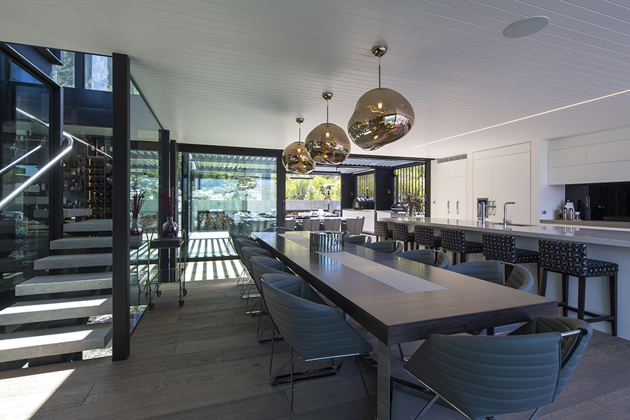 Di Henshall Design NZ home dining