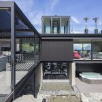 A daring interior design to rival this home's spectacular position