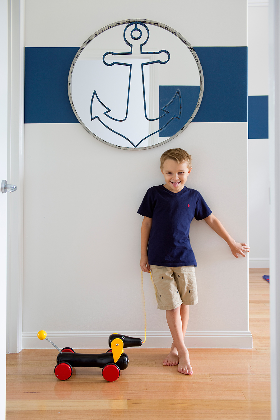 @mumlittleloves coastal home nautical style