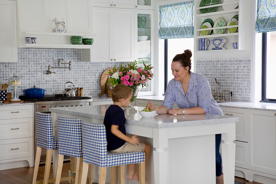 @mumlittleloves coastal home hampton style kitchen