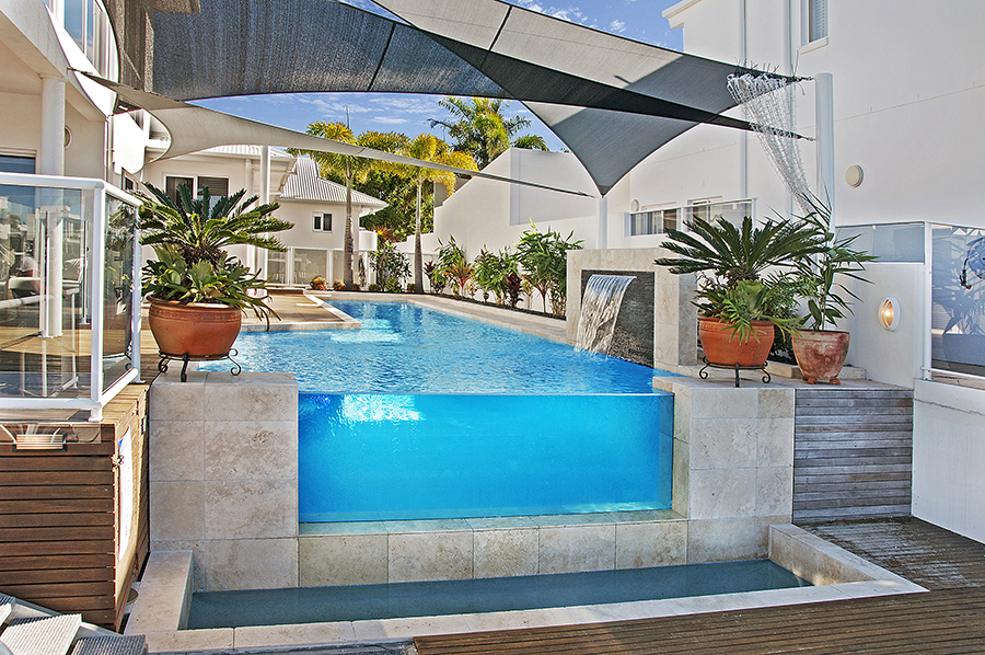 PPool Fab modern pool design