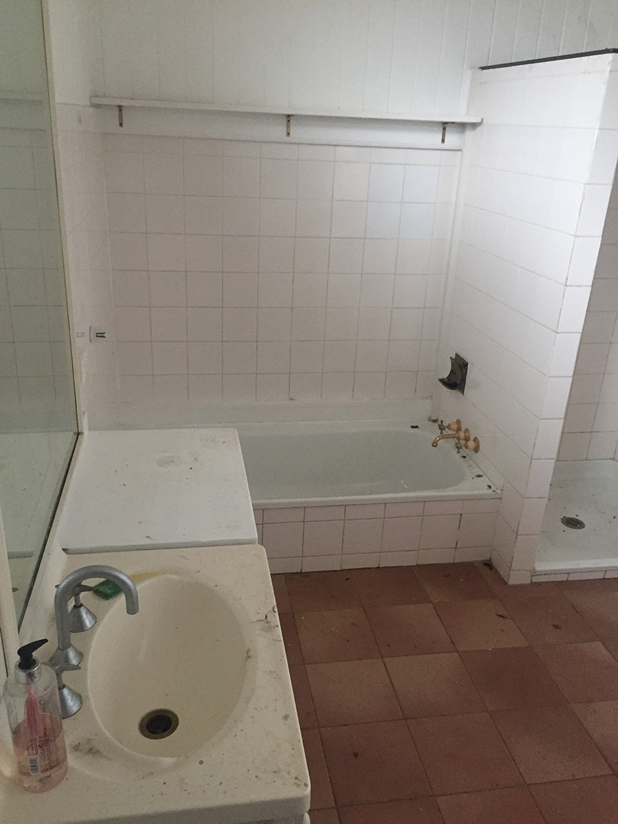 Bathroom renovation Graya Constructions
