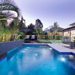 The 21st-century backyard poolscape