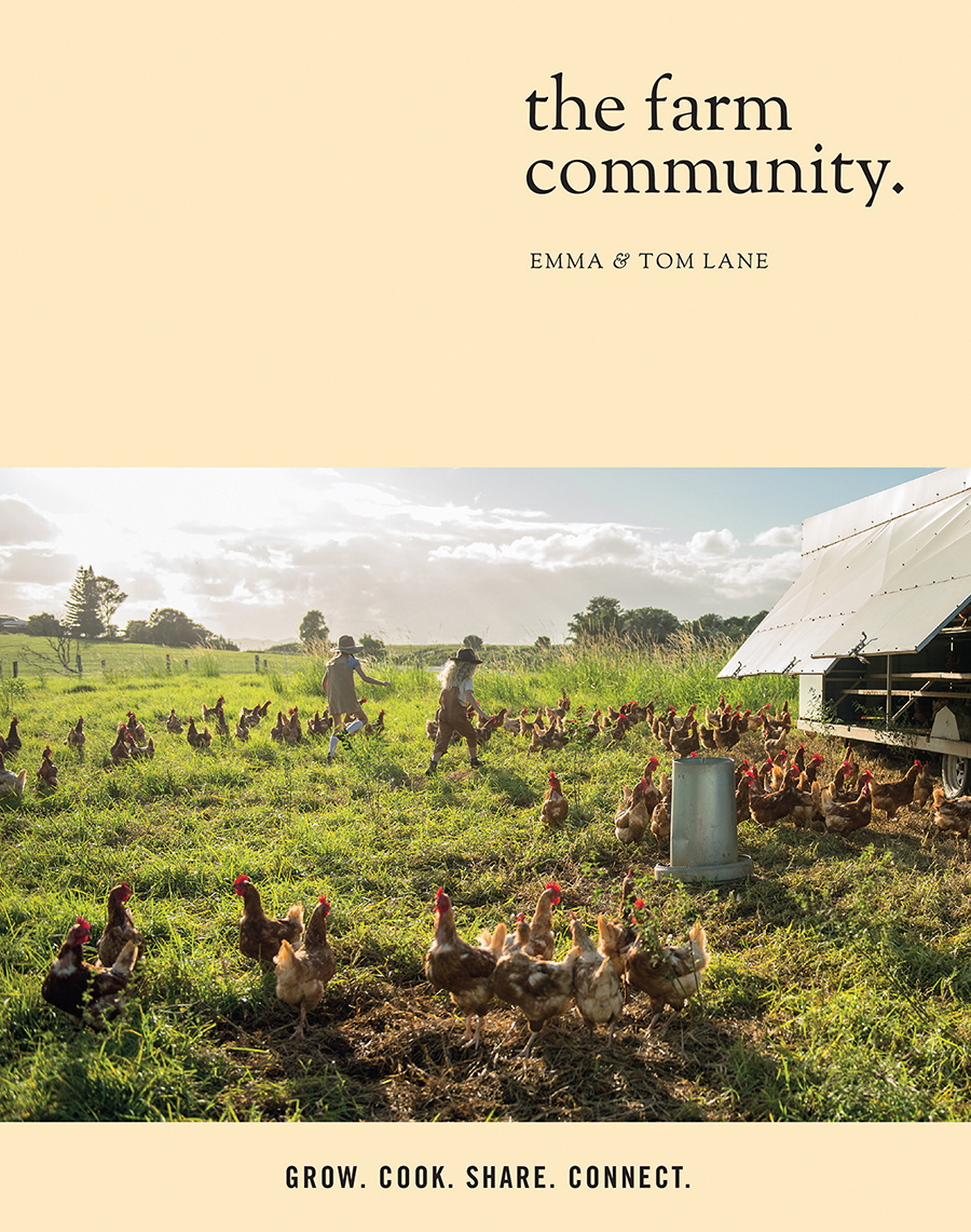 The Farm Community cookbook