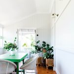 An interior designer's tropical inspired Queenslander home