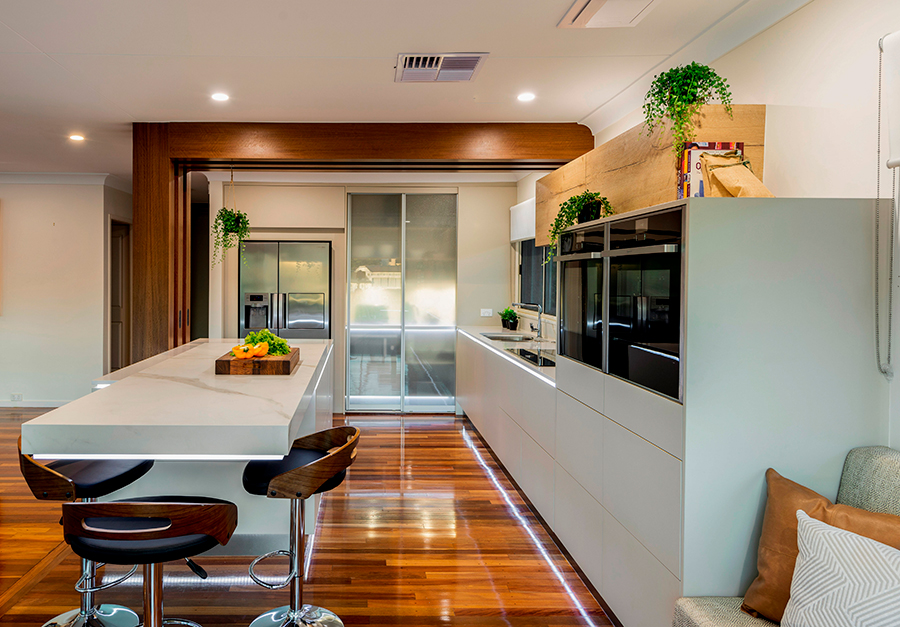 Sublime Architectural Interiors creative kitchen connection