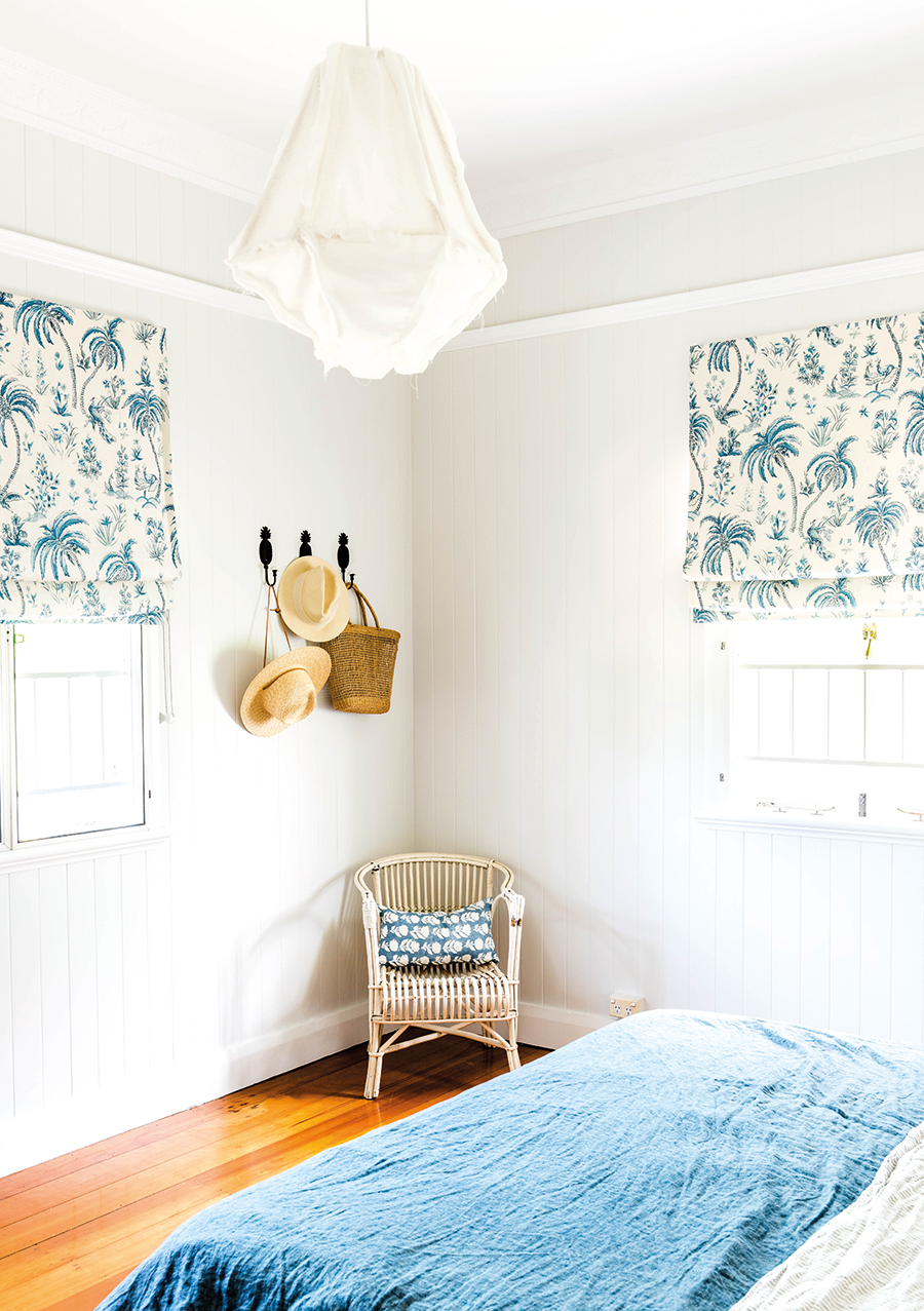 Connors and Co Queenslander home children's bedroom