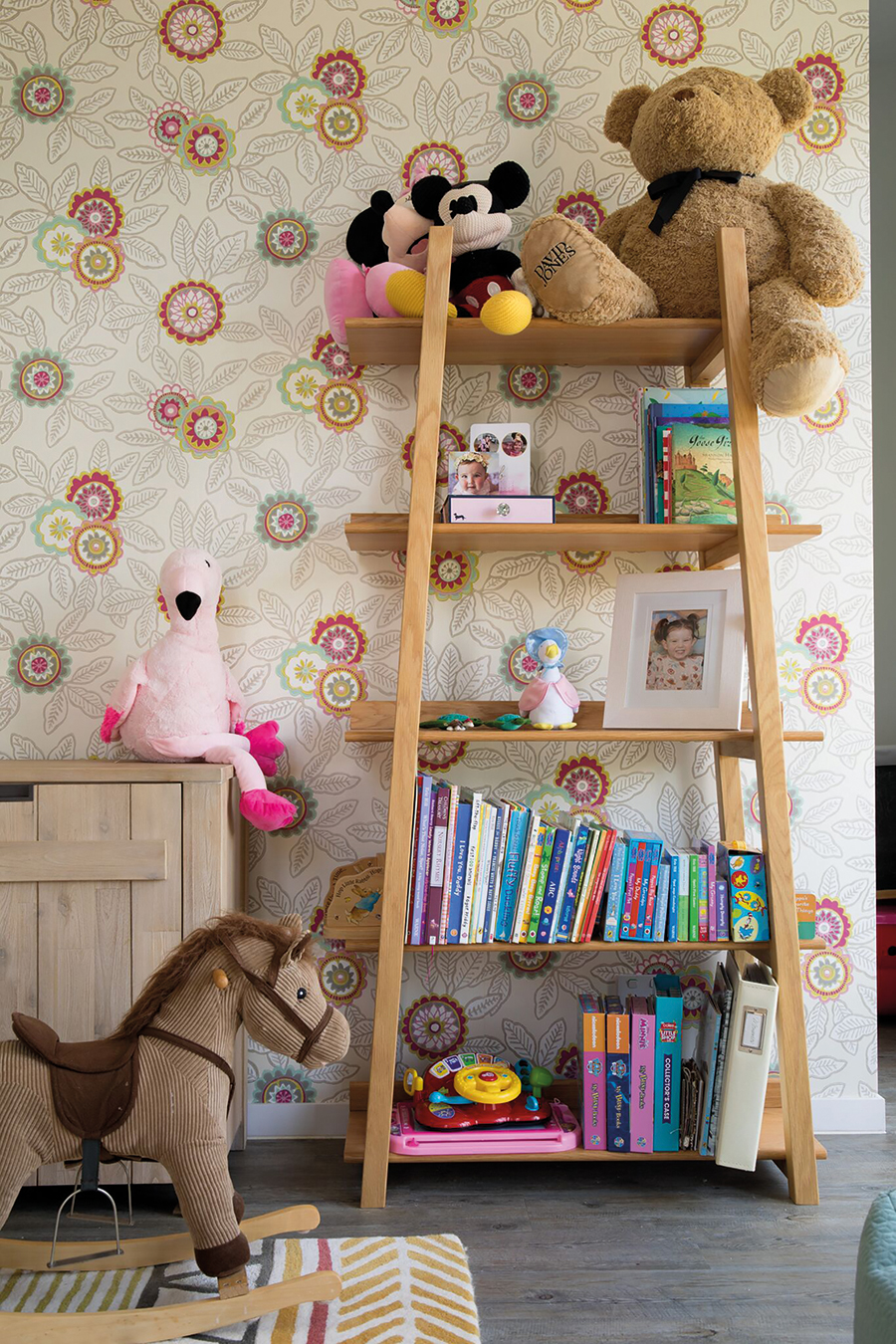 Palm Intriors kids playroom