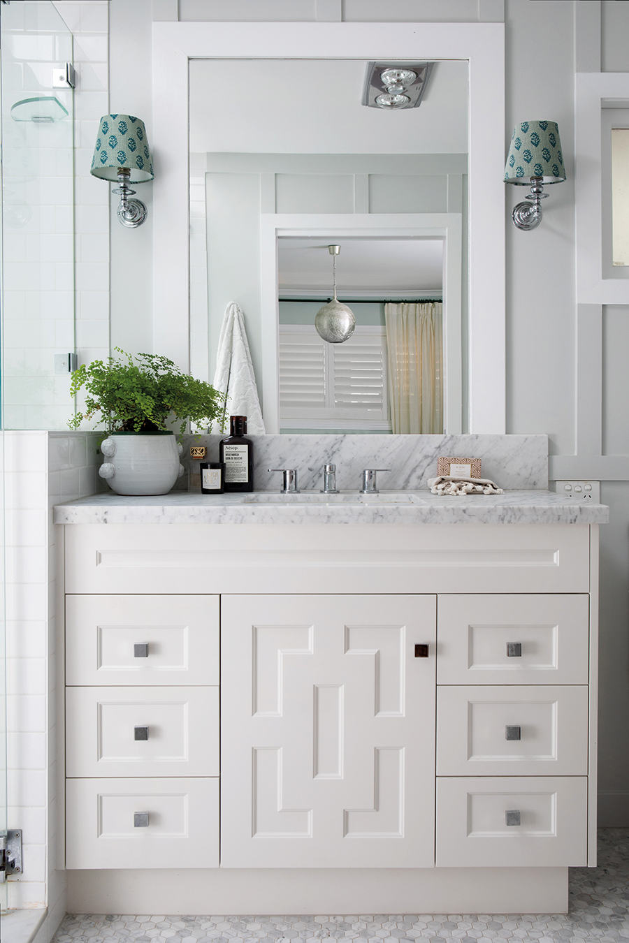 Porch Light Interiors bathroom design