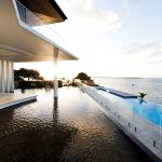 This incredible waterfront home epitomises island luxe living