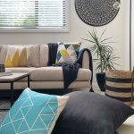 Jazz up your living spaces with stylish and affordable cushions