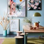Wonder wall: a stylist's expert tips for decorating with art