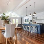 An expert renovation yields a fresh new light and bright home