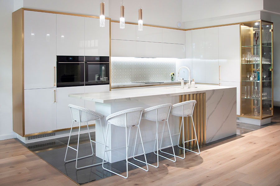 Style Kitchens by Design apartment living