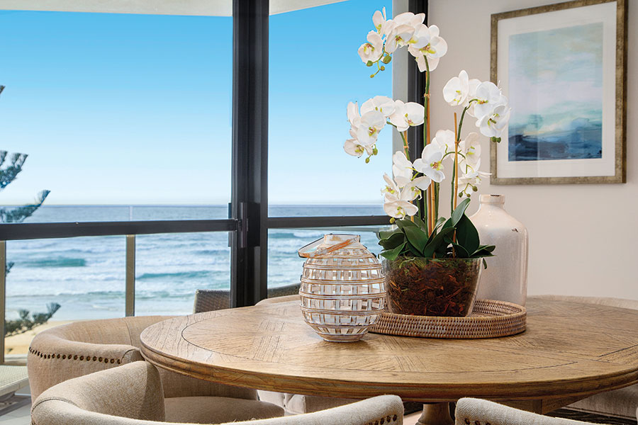 Earthborne by Design surfers paradise apartment