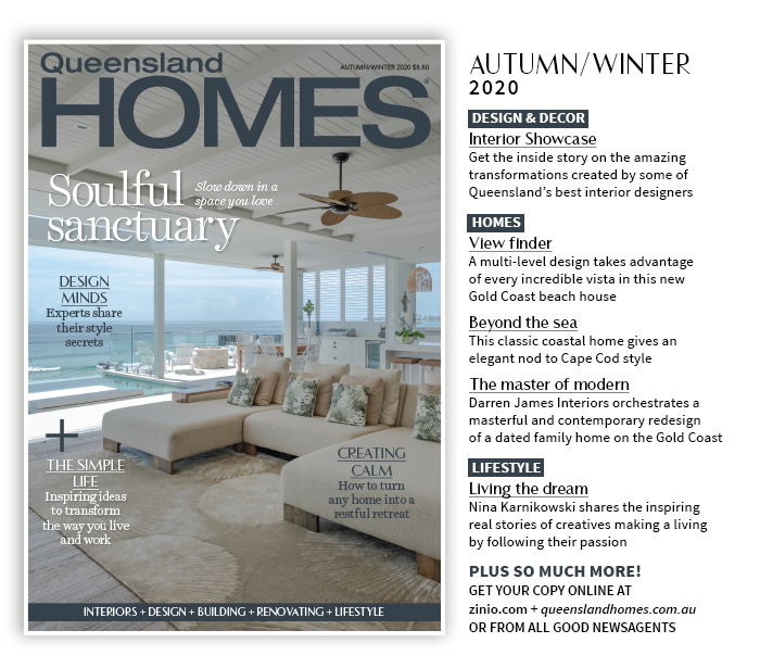 Home Decor Renovations Magazines Australia Interior Designers Decorators Queensland Homes Magazine