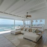 A stunning beach house inspired by plantation style
