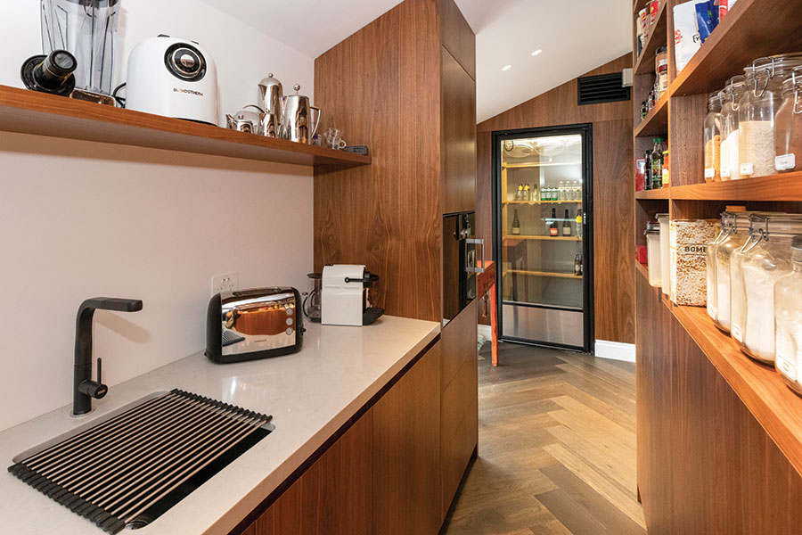 Style Kitchens by Design kitchen butlers pantry