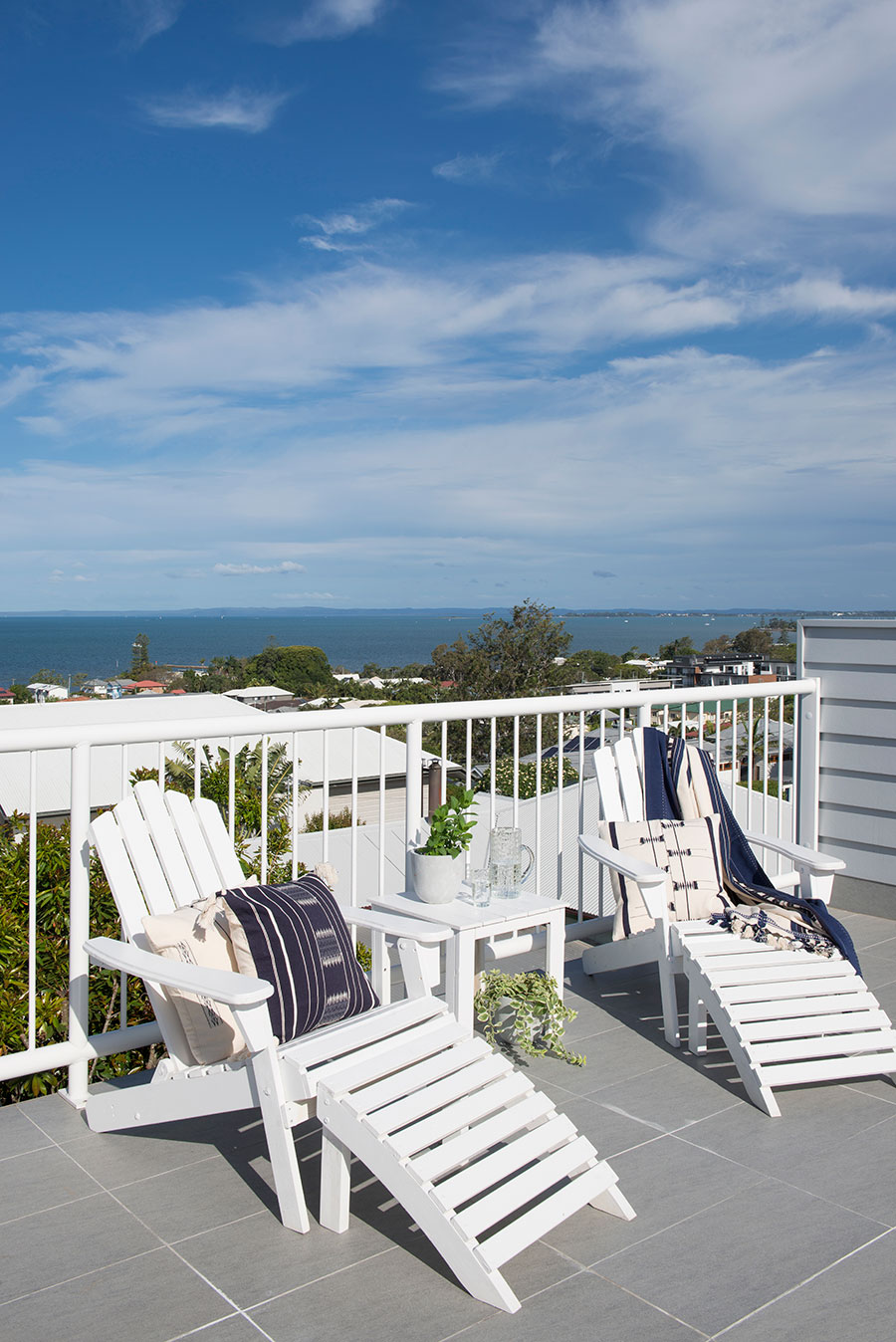 Cape Cod home in Brisbane Queensland