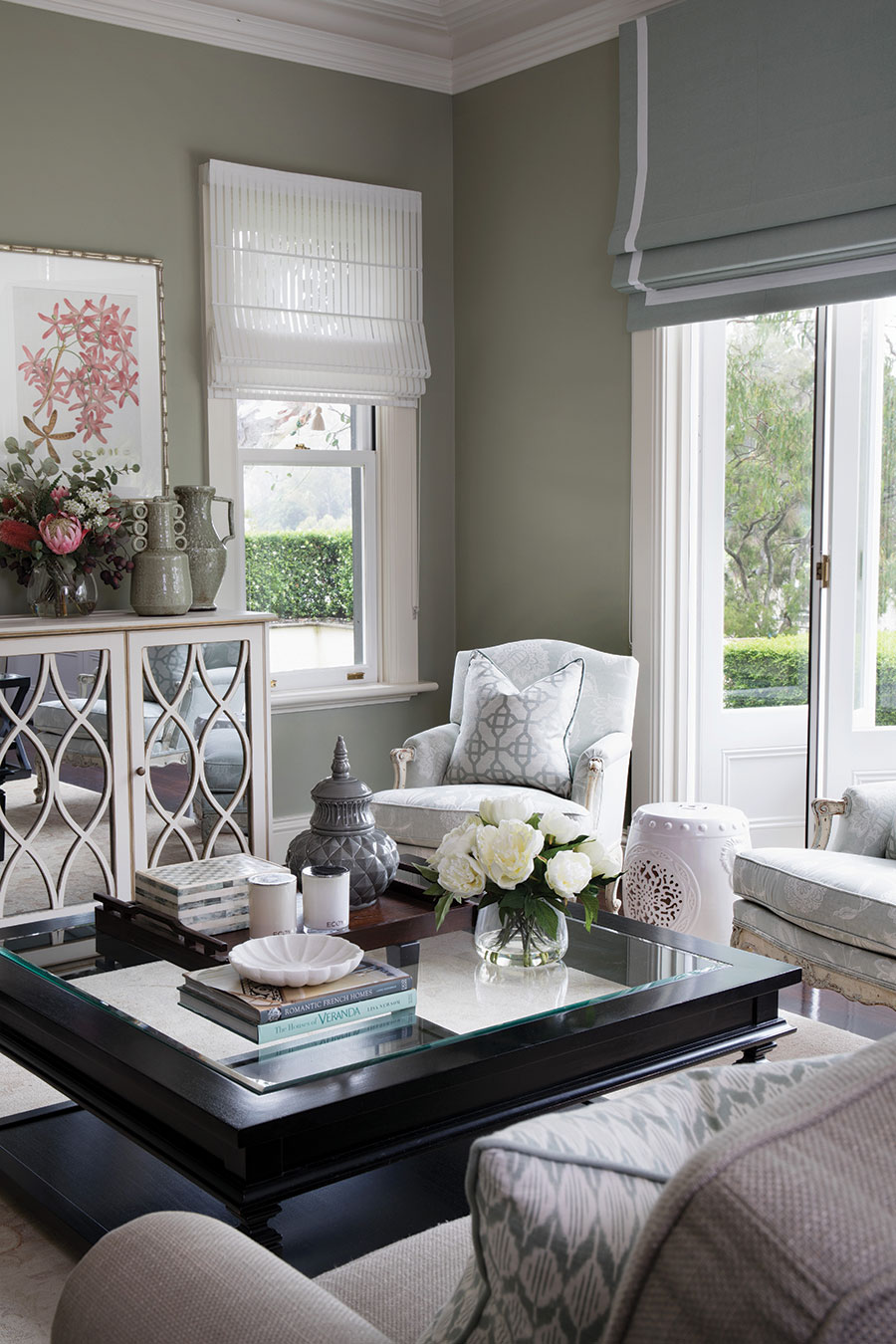 Palm Interiors classic elegant interior design
